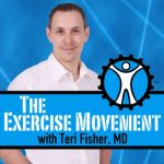 the exercise movement podcst - social media for podcasts
